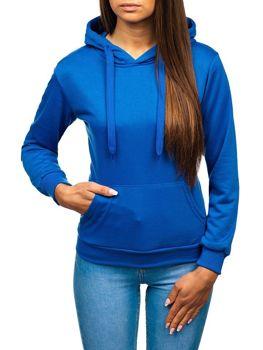 Bolf Damen Sweatshirt Hellblau  wb11001