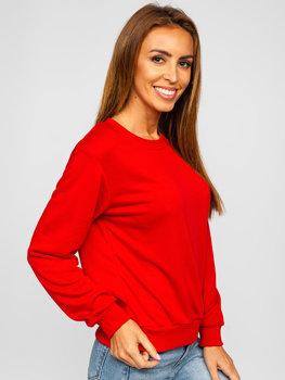 Bolf Damen Sweatshirt Rot  WB11002