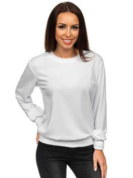 Bolf Damen Sweatshirt Weiß  WB11002