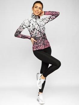 Bolf Damen Trainingsanzug Hellrosa  20401