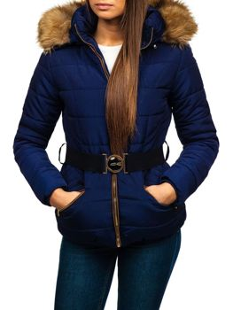 quality design c9e41 c7845 Kuschlige Damen Winterjacken – BOLF she