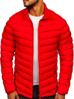 Bolf Herren Übergangsjacke Sport Jacke Rot  SM70