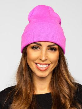 Damen Wintermütze Rosa YW09004