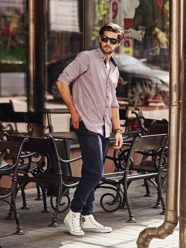 Styling Nr.268-Hemd,Hose,Brille,Armband,Schuhe