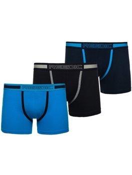Bolf Boxershorts Mehrfarbig-3  G506-3P 3 PACK
