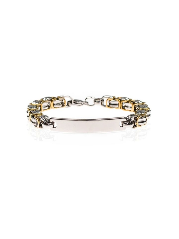 Bolf Herren Armband Silber B087