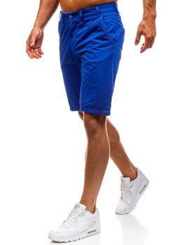 Bolf Herren Kurze Hose Blau 3026