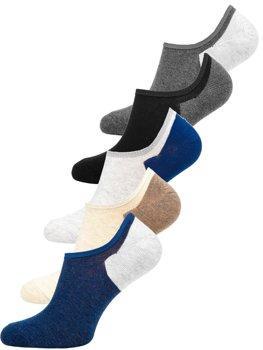 Bolf Herren Socken Mehrfarbig X10170-5P 5er PACK