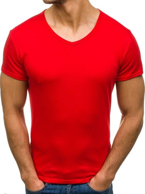 Bolf Herren T-Shirt Rot 2007
