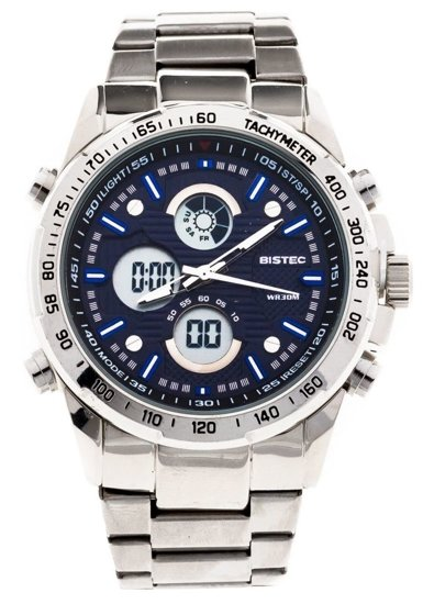 Bolf Armbanduhr Dunkelblau 210