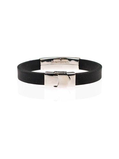 Bolf Herren Armband Schwarz B066