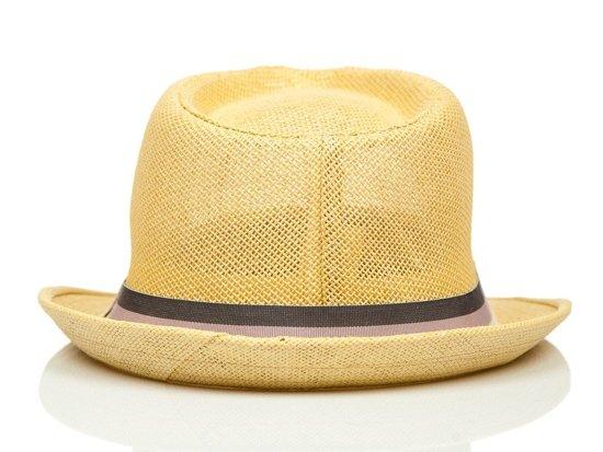 Bolf Herren Hut Beige  KAP214