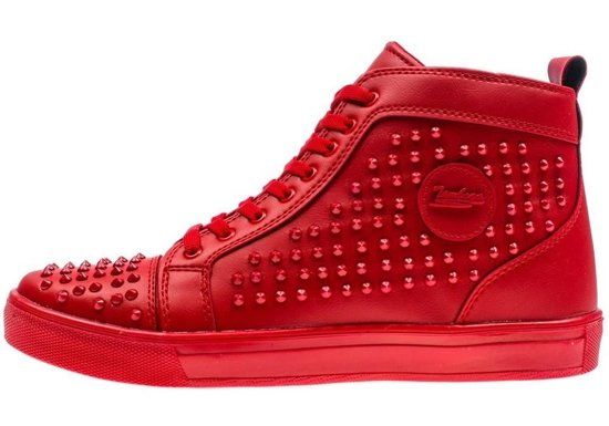 Bolf Herren Schuhe Rot 3018