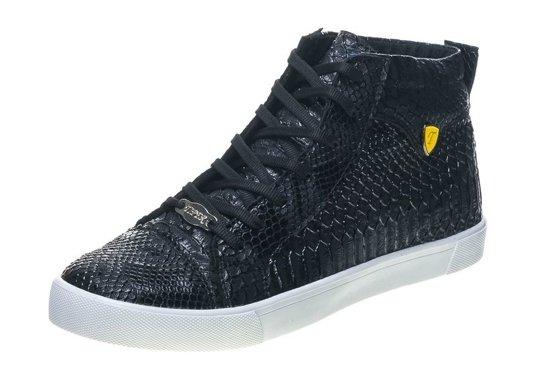 Bolf Herren Schuhe Schwarz  01