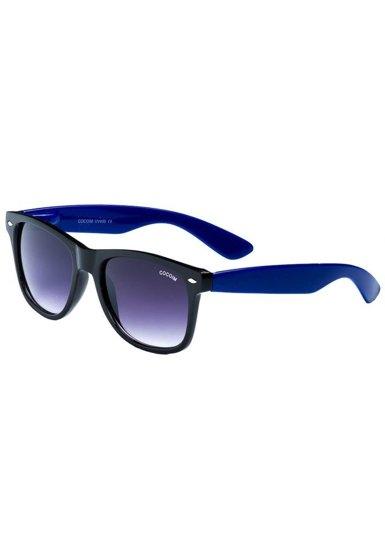 Bolf Herren Sonnenbrille Schwarz-Dunkelblau CO867