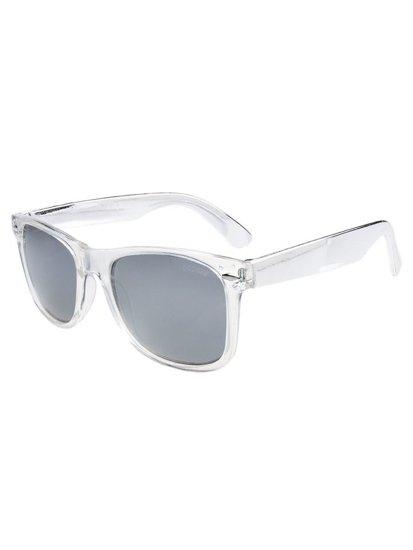 Bolf Herren Sonnenbrille Silber CO202B