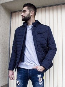 Styling Nr.105-Winterjacke,Sweatshirt ohne Kapuze,Jeanshose